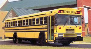 1992 Blue Bird All American FE Heavy-Duty Transit School Bus