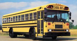 1992 Blue Bird TC/2000 FE Transit School Bus