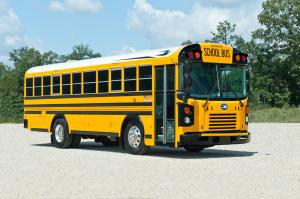 2012 Blue Bird All American T3FE School Bus