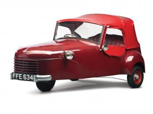 1951 Bond Minicar Mark B Tourer
