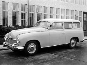 1951 Borgward Hansa 1500 2-Door Kombi