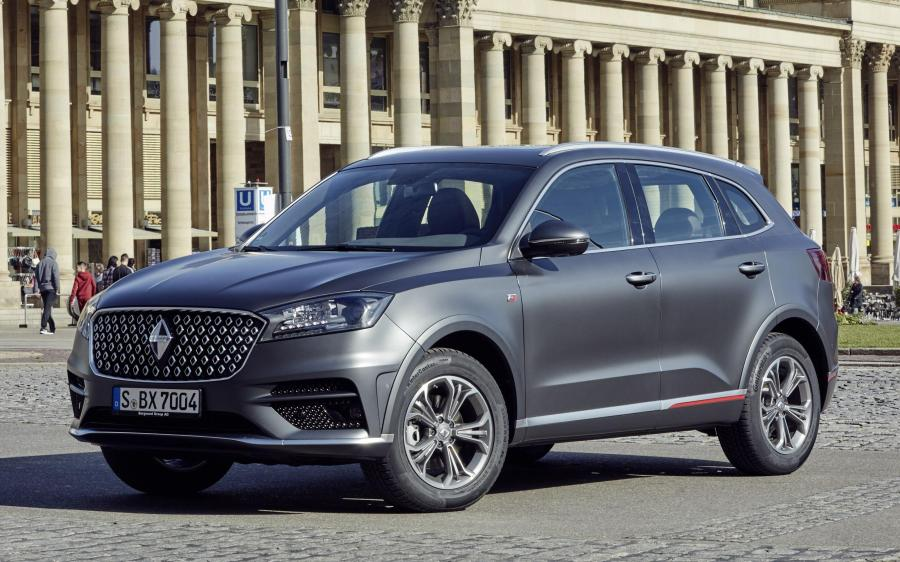 Borgward BX7 TS Limited Edition (GER) '2018