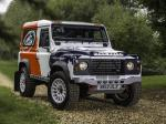 Bowler Defender Challenge Car 2014 года