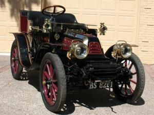 Richard-Brasier 12 HP Rear-Entry Tonneau 1903 года