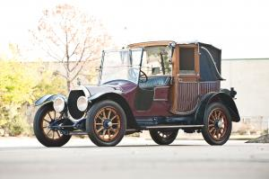 1915 Brewster-Knight Model 41 Landaulet by Brewster