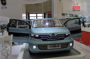 Brilliance EV 2011 года