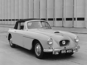 Bristol 405 Drophead Coupe 1954 года