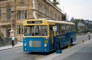 1970 Bristol RESL6L Northern Counties