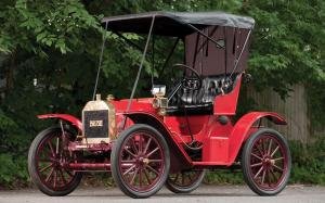 Brush Model BC Runabout '1907