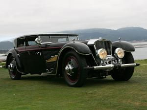 1932 Bucciali TAV 8-32 V12 Fleche d'Or Berline by Saoutchik