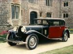 Bugatti Type 46 Coupe La Pette Royal 1930 года