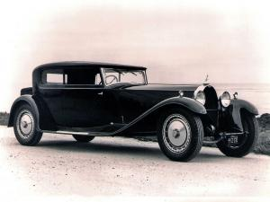 Bugatti Type 41 Royale Coupe by Kellner