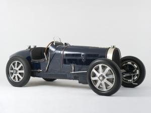 Bugatti Type 51 Grand Prix Racing Car 1931 года