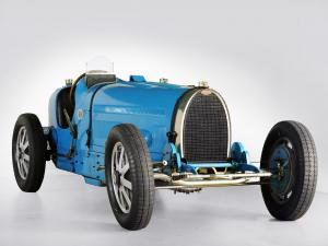 Bugatti Type 54 Grand Prix Racing Car