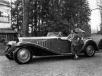 Bugatti Type 41 Royale Esders Roadster 1932 года