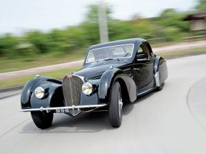 1937 Bugatti Type 57S Coupe by Gangloff of Colmar