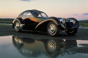 Bugatti Type 57SC Atlantic 1938 года