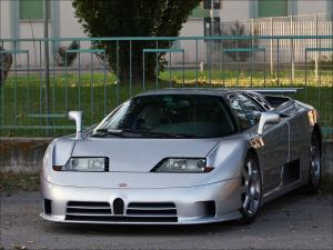 1993 Bugatti EB110 SuperSport