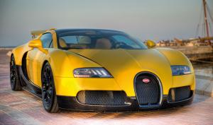 2012 Bugatti Veyron 16.4 Grand Sport Roadster Middle East Edition
