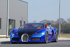 Bugatti Veyron 16.4 Sang Noir by Cam Shaft 2012 года