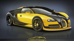 2015 Bugatti Veyron 16.4 Grand Sport by Oakley Design
