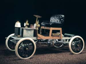 Buick Model B Touring 1904 года