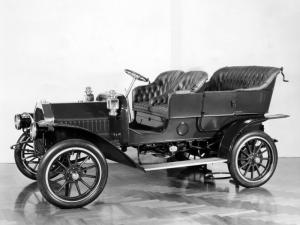 Buick Model F Touring 1908 года