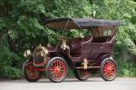 Buick Model F 5-Passenger Touring 1909 года