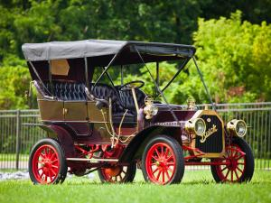 1909 Buick Model F Touring