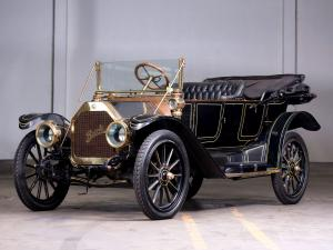 Buick Model 35 Touring 1912 года
