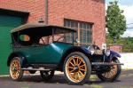 Buick Model D-45 Touring 1917 года