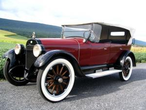 1923 Buick Model 23-45 Touring