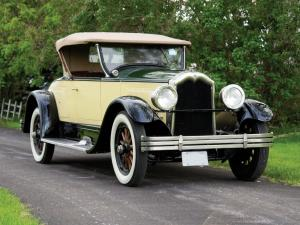 1927 Buick Master Six Deluxe Sport Roadster