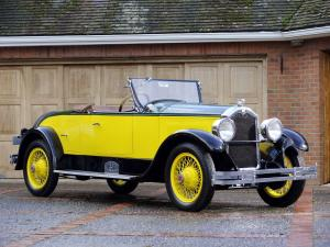 1927 Buick Master Six Sport Roadster