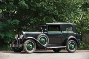 1929 Buick Six 2-Door Sedan