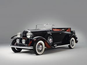 Buick Series 90 Sport Roadster 1931 года