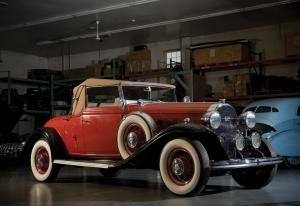 Buick Series 90 Convertible Coupe 1932 года