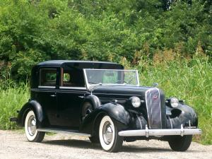 1936 Buick Roadmaster Town Car by Brewster