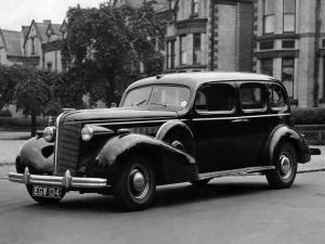 1937 Buick Limited Limousine