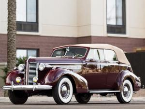 Buick Special Convertible Phaeton 1938 года