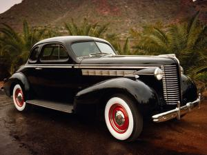 1938 Buick Special Sport Coupe