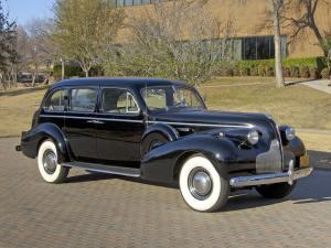 Buick Limited 8-Passenger Touring Sedan 1939 года