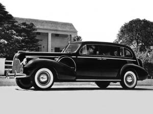 1940 Buick Limited Touring Sedan