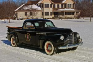 1940 Buick Roadmaster Pickup