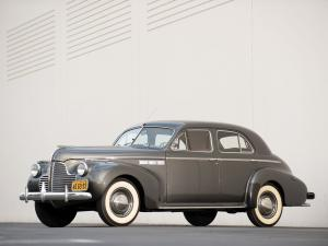 1940 Buick Super 4-Door Sedan