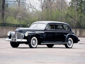 Buick Limited 6-Passenger Touring Sedan 1941 года
