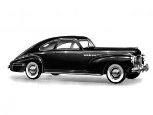 1941 Buick Special Sedanet