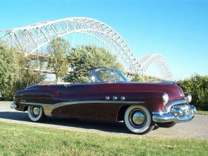 1942 Buick Roadmaster convertible
