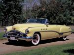 Buick Roadmaster Convertible Coupe 1949 года