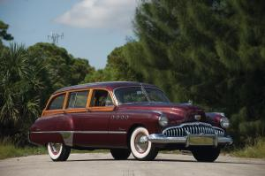 Buick Roadmaster Estate Wagon 1949 года
